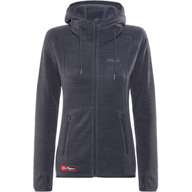 Bergans Hareid Jacket Women Dark Navy Mel